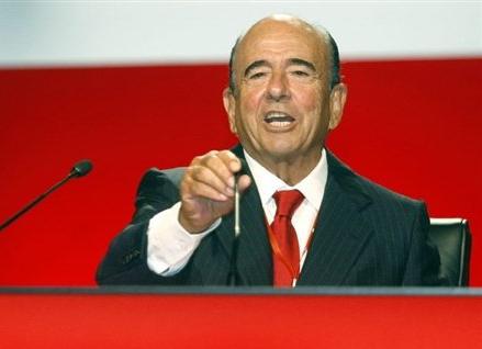 Emilio Botín, empresario con mejor reputación de España