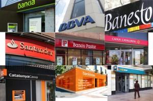 La red bancaria reduce su participación en primas a un 38,8%