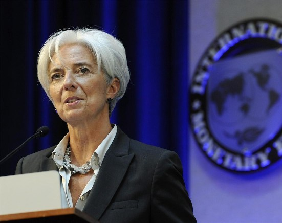 Lagarde ve buenas perspectivas en las economías avanzadas