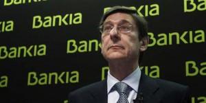 Goirigolzarri proporciona su mail a los clientes de Bankia