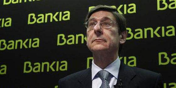 Goirigolzarri: Bankia está preparada para los test de estrés
