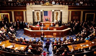 El Senado norteamericano  espera resolver la crisis antes del jueves