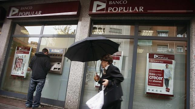 Banco Popular ampliará capital para pagar el dividendo