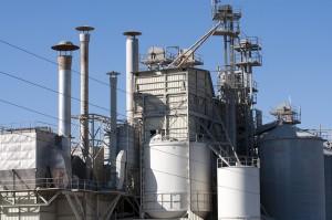 La producción industrial cae un 0,1% en enero