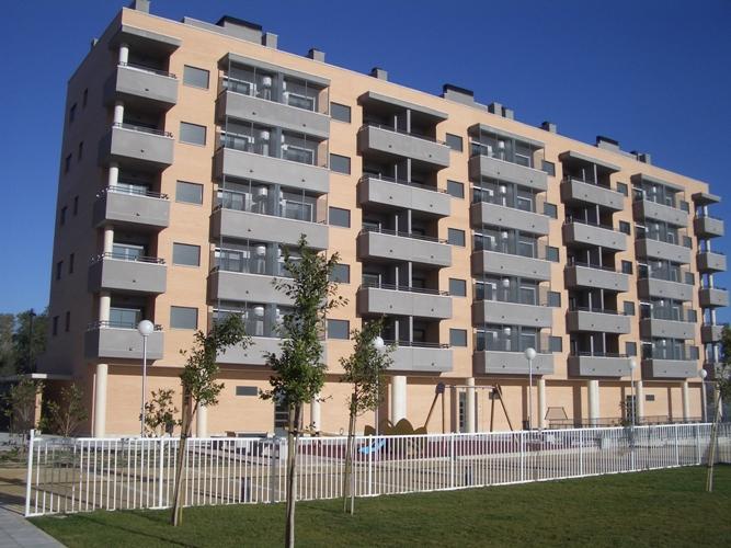 El 19,3% de los españoles vive de alquiler