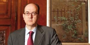 José María Roldán, propuesto como presidente de la patronal bancaria por la AEB