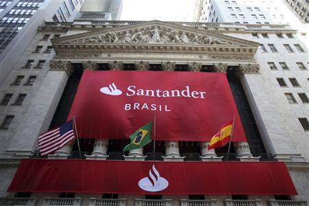 Banco Santander Brasil, calificado con BBB por Fitch