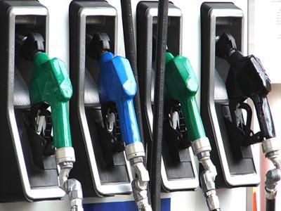 Descenso del precio de los carburantes