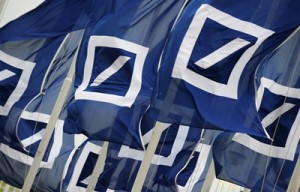 Deutsche Bank obtiene un beneficio de 1.341 millones