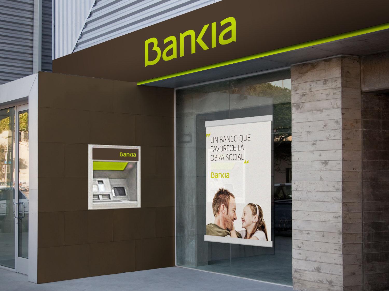 Bankia lanza la 39 campa a n mina 39 for Bankia oficina movil