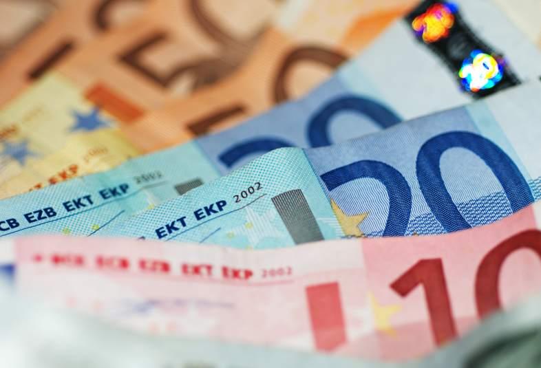 Desplome de los préstamos al sector privado en la eurozona
