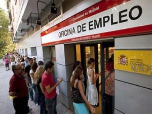 Desciende la cifra de trabajadores afectados por los ERE