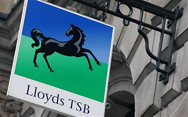 El Gobierno británico reducirá en un 25% su participación en Lloyds