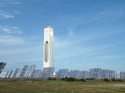 Abengoa desarrolla proyecto de energía solar en Chile