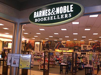 Suben las acciones de Barnes & Noble