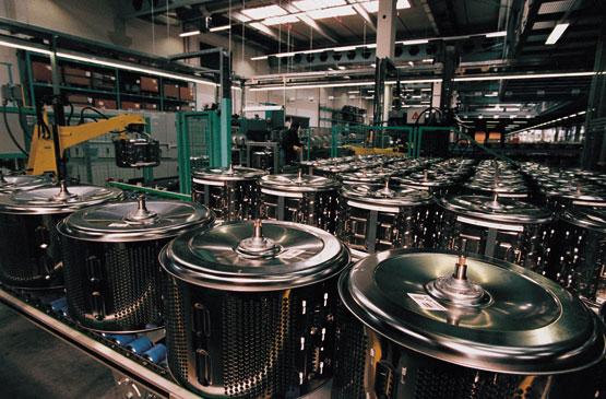 La facturación de la industria cae un 2,5%