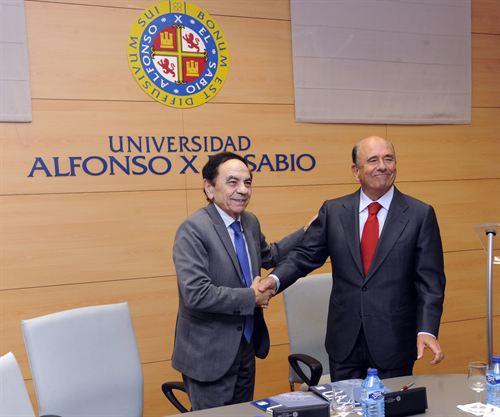 Banco Santander renueva su colaboración con Universidad Alfonso X el Sabio