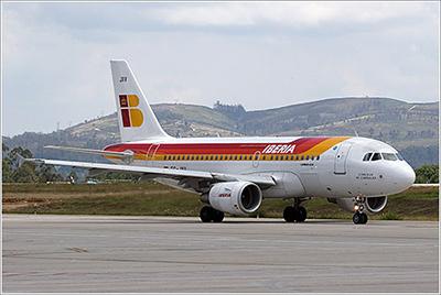 Las aerolíneas europeas reducen sus asientos en vuelos a Venezuela