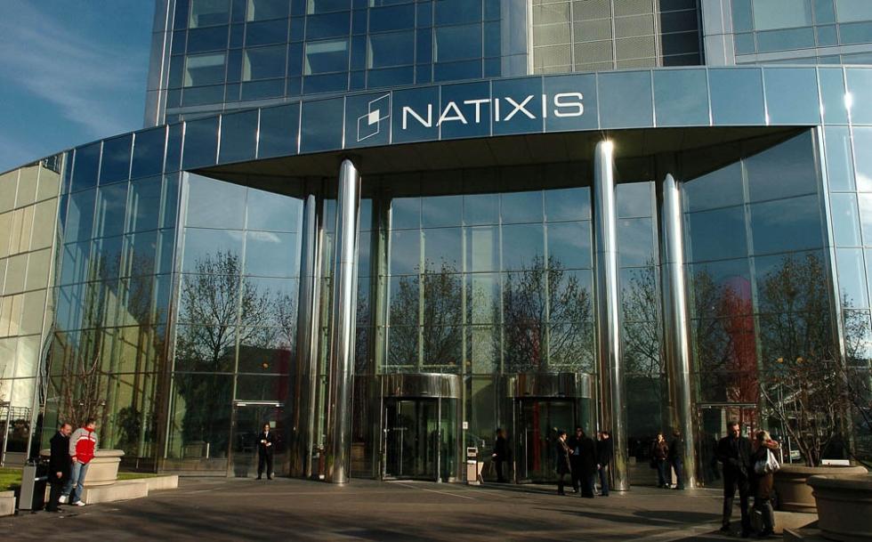 Natixis gana un 8% más en 2013