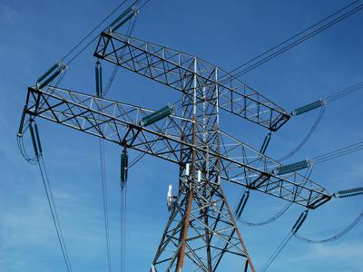 Caída del consumo de energía en España