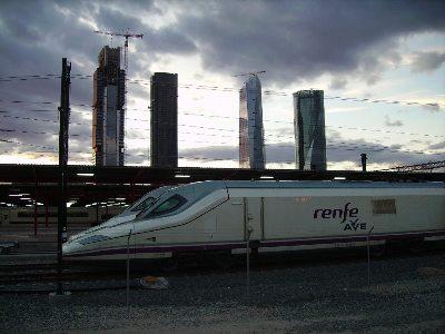 Ferrovial presenta un ERE para 417 empleados
