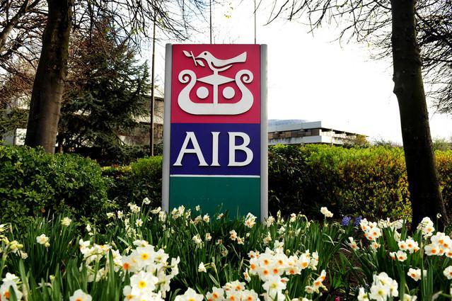 AIB redujo en un 55 % sus pérdidas en 2013