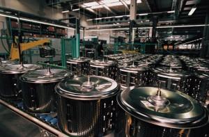 El sector manufacturero europeo retrocede en mayo