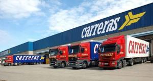 Instalaciones de Carreras Grupo Logistico