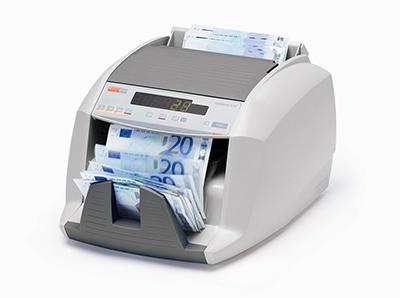 Las máquinas contadoras de billetes escasean en Argentina