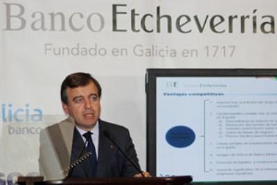 Banesco nombra a Francisco Botas director general de Novagalicia