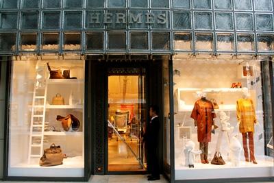 Hermés gana un 6,7% más en 2013