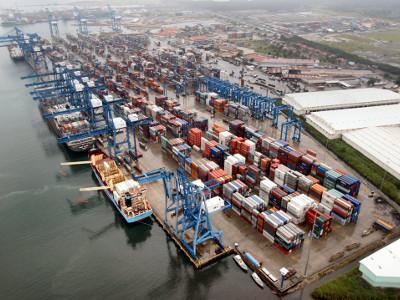 Puertos de Panamá registran mayor movimiento