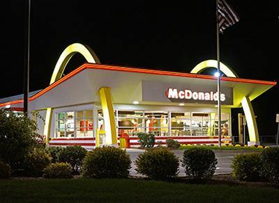 Las ventas de McDonald's caen un 0,3%