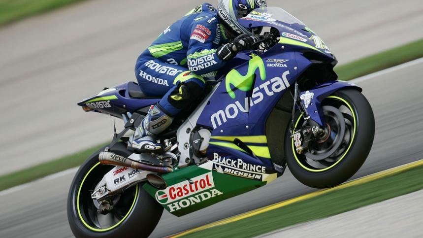Movistar Yamaha MotoGP presento su equipo en Qatar