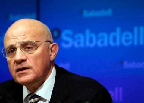 Oliu (Banco Sabadell) sitúa el crecimiento del crédito en 2016