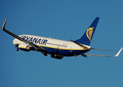Las 'low cost' elevan un 12% sus pasajeros entre España y Europa