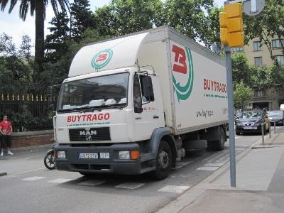 Transportes Buytrago plantea un ERE para la totalidad de su plantilla