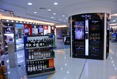World Duty Free Group gana un 5% más un 2013