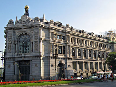 Banco de España: la economía española crece un 0,4%