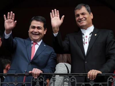 Ecuador y Honduras afianzan relaciones bilaterales