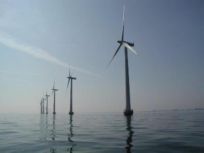 Repsol y EDP Rnováveis  desarrollarán un parque eólico en Escocia