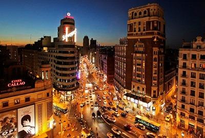Madrid, destino favorito de los inversores en ladrillo