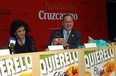 La Fundación Cruzcampo donará 300.000 euros para impulsar el empleo