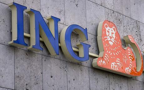 ING gana 988 millones en el primer trimestre