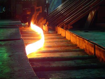 El sector metalúrgico encadena tres trimestres al alza
