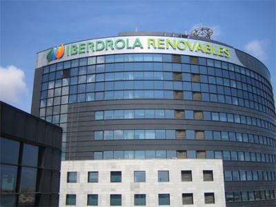 Iberdrola aumenta un 19,6% su producción eléctrica en España
