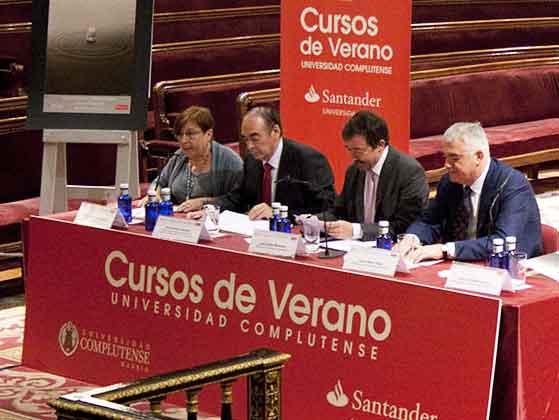 Banco Santander patrocina los Cursos de Verano de la UCM