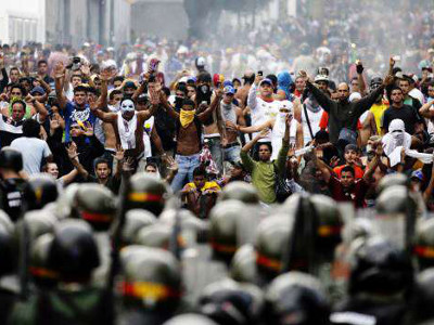 Latinoamérica, preocupada por la situación en Venezuela