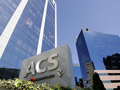 ACS reduce su participación en Iberdrola