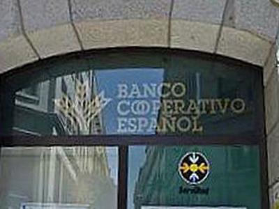 Banco Cooperativo Español gana 43 millones